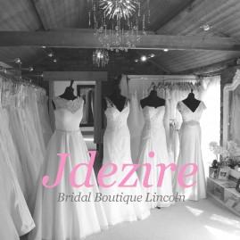 Jdezire Bridal Boutique at Fen Farm